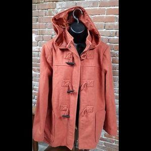Trendy Merona Wool Coat
